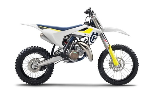 Picture of Husqvarna TC 85 Small Wheel 2019