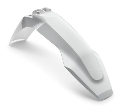 Picture of Front fender white