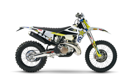 Show details for Husqvarna TE 300i Jarvis Edition 2020