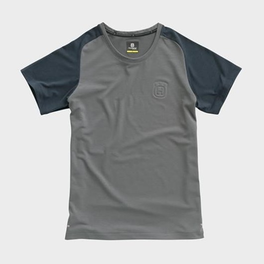 Picture of WOMEN ORIGIN TEE GREY
