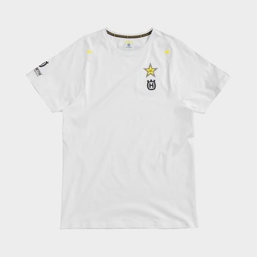 Picture of FACTORY TEAM TEE WHITE