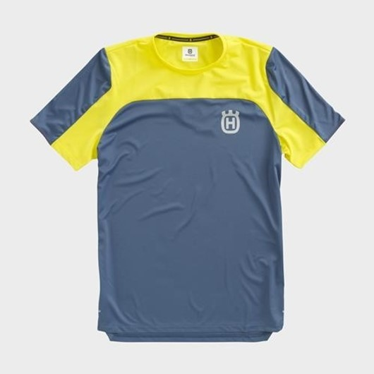 Picture of ACCELERATE TEE YELLOW