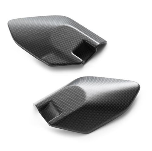 Picture of Heel protector set carbon